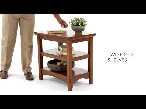 Cross Island T719-7 Chair Side End Table
