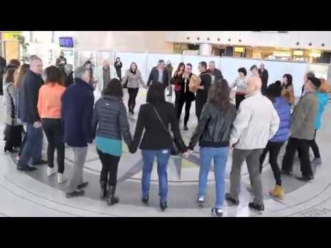 VIDEO SARDEGNA - BALLO SARDO AEREOPORTO ELMAS