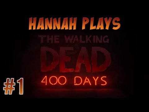 yogscast2 - The most awesome DLC in the world came out for PC today...'400 Days' for Telltale's 'The Walking Dead' - I hope have a clean pair of pants, you'll need them ...