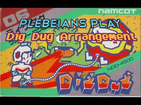 Plebeians Play - Dig Dug Arrangement