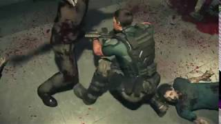 Nonton Resident Evil   Vendetta   Chris And Leon Vs Zombies Film Subtitle Indonesia Streaming Movie Download