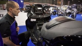 7. Suzuki Burgman 650 Executive ABS Model Information Video