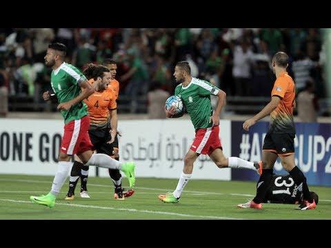Аль-Вехдат - Al Jaish 1:0. Видеообзор матча 30.05.2017. Видео голов и опасных моментов игры