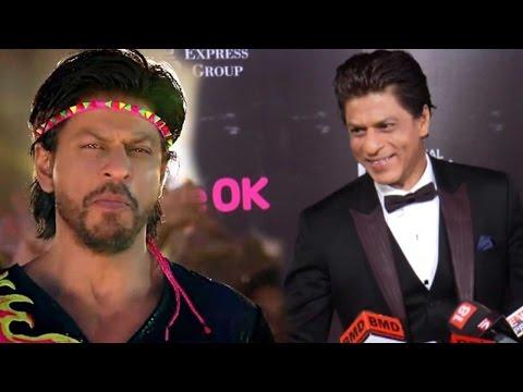 Shah Rukh Khan Breaks His Silence On Filmfare Awar