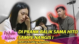 Video DIPRANK BALIK SAMA HITO SAMPE NANGISS!! Part 2 ft Felicya Angelista MP3, 3GP, MP4, WEBM, AVI, FLV Juli 2019