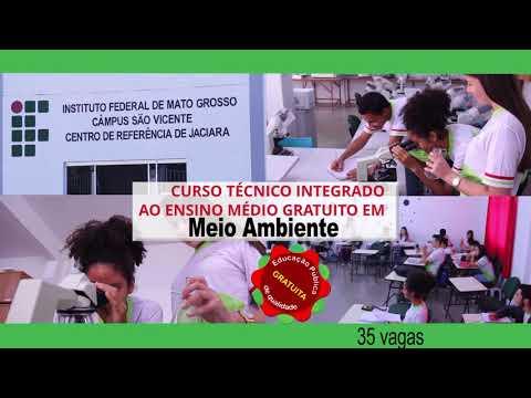 Processo Seletivo 2018 Técnico em MEIO AMBIENTE