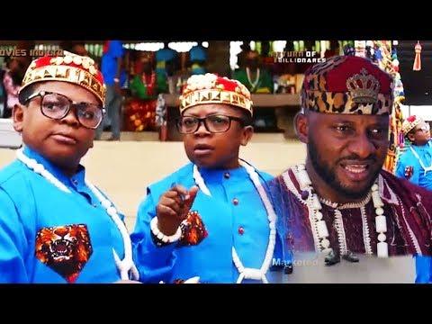 Return of The Billionaire (Official Trailer) -New Movie|Yul Edochie|Aki&Pawpaw|Latest Nigerian Movie