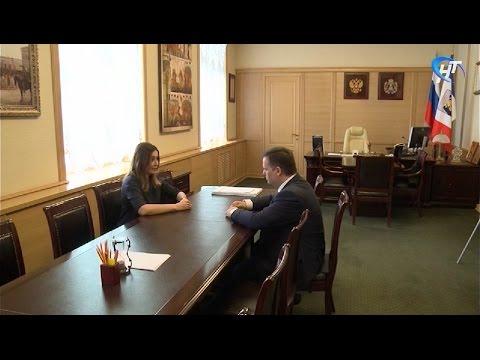 Великий Новгород посетили руководители Агентства стратегических инициатив