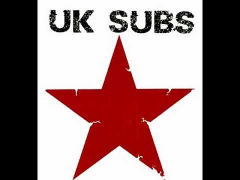 UK SUBS. Spoils Of War