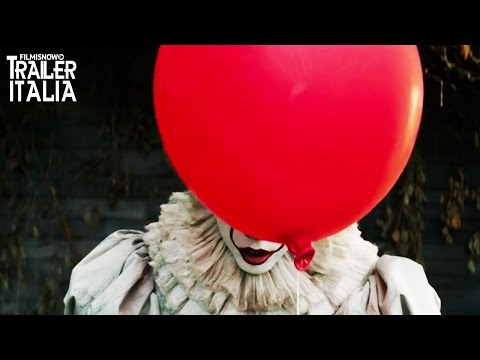 it - nuovo trailer ita (2017)