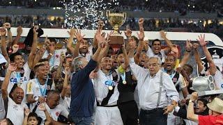 Campanha completa com os gols de todos os jogos do Vasco campeão carioca de 2015