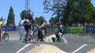 Tregueux France  City new picture : CHAMPIONNAT DE FRANCE BMX TREGUEUX DEMIE FILLE 17+ MM