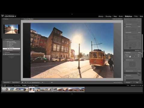 Pokaz slajdów w 5 minut prosto z Lightroom'a - poradnik wideo