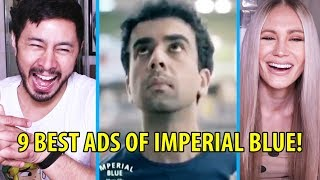 Video 9 BEST ADS OF IMPERIAL BLUE | Reaction by Jaby Koay & Haley J! download in MP3, 3GP, MP4, WEBM, AVI, FLV January 2017