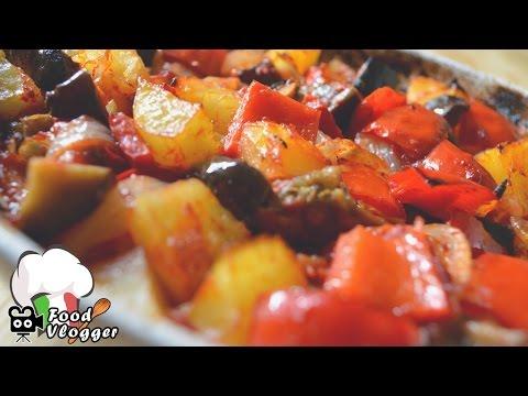 ciambotta - ricetta