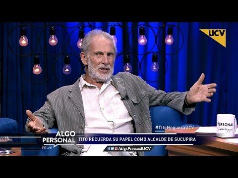 video Héctor Noguera recuerda sus protagónicos en