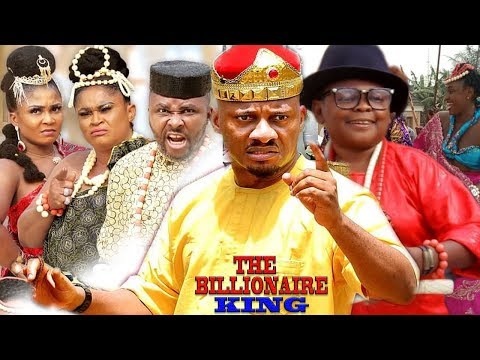 Billionaire King Season 1 - Yul Edochie|2019 Latest Nigerian Nollywood Movie