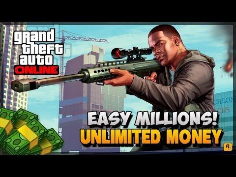 "GTA 5 Online – How To Make Money Fast Online – ""Best Money Mission"" In GTA 5 Online (GTA V)"