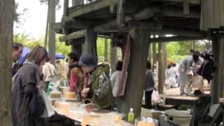 森のマーケット(その2)(いなべ市)