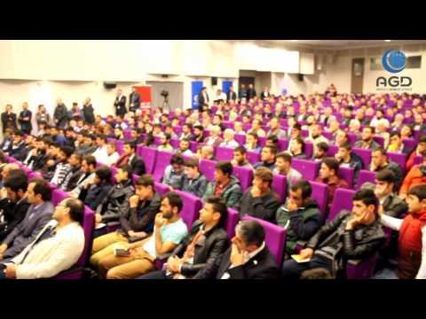 'Seninle Değişir Bu Dünya' Konferansı