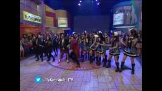 Video YKS Soimah feat JKT48 Ngamen 5 [19.04.2014] Yuk Keep Smile Trans TV MP3, 3GP, MP4, WEBM, AVI, FLV April 2018