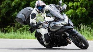 6. Reiseenduro Vergleich | Ducati Multistrada 1200 S GT | 2013