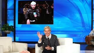 Video Justin Timberlake Surprises Ellen for Her Birthday! download in MP3, 3GP, MP4, WEBM, AVI, FLV January 2017