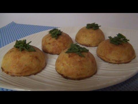 cupolette di patate con cuore goloso - ricetta