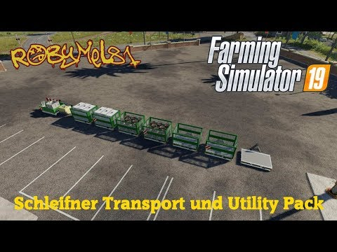 Schleifner Transport und Utility Pack v1.0