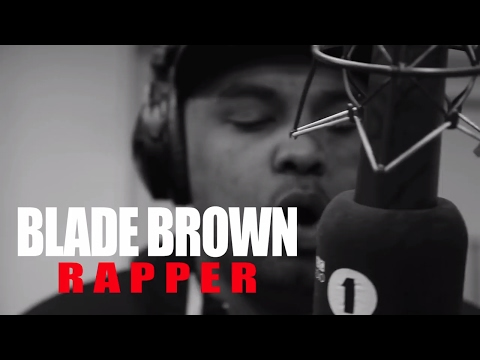 Blade Brown – Fire in the booth (HARD!)
