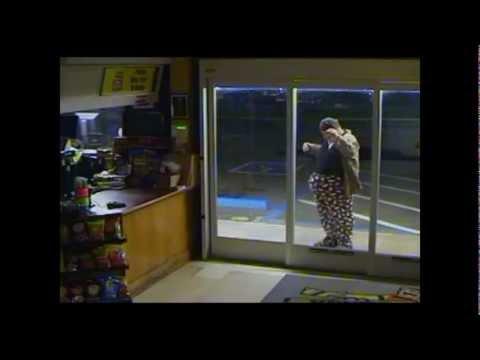 Bumbling Burglary Suspect Haha