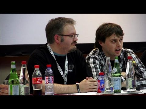 Minecraft Modding with the Pros - MineCon 2012