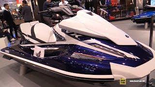 9. 2018 Yamaha VX Cruiser Jet Ski - Walkaround - 2018 Boot Dusseldorf Boat Show