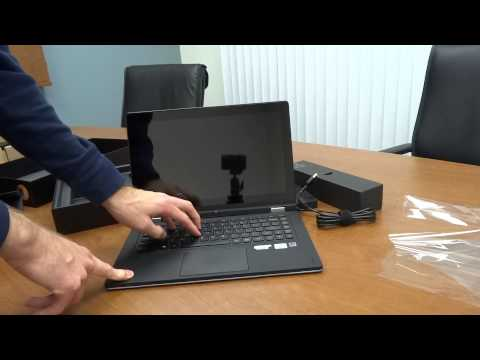 Lenovo IdeaPad Yoga 13 Unboxing and First Thoughts