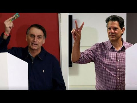 Ώρα αποφάσεων για τη Βραζιλία – Διεξάγεται ο β' γύρος των εκλογών…