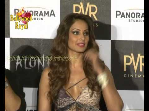 Video Bipasha Basu & Karan Singh Grover Launch Trailer of Horror Film 'ALONE' Part 1 download in MP3, 3GP, MP4, WEBM, AVI, FLV January 2017