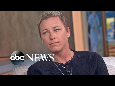 Abby Wambach Interview on Substance Abuse Admission