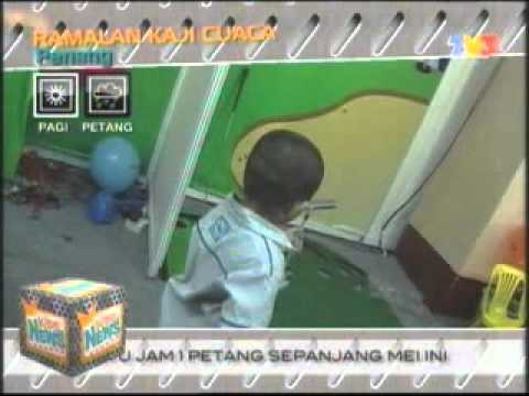 Kids News, TV3, 5-May-2010