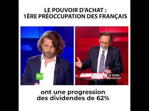 Le Duel des Editos - Le pouvoir d'achat: 1ère préoccupation des Français