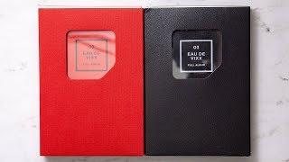 Unboxing | VIXX Vol. 3 - EAU DE VIXX (Red + Black Version) (Khino Edition)