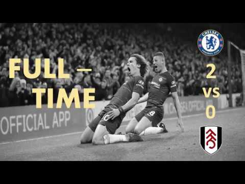 HIGHLIGHT !!! CHELSEA VS FULHAM 2- 0 | PEDRO & LOFTUS CHEECK IS AN CREATOR | 02/12/2018 |