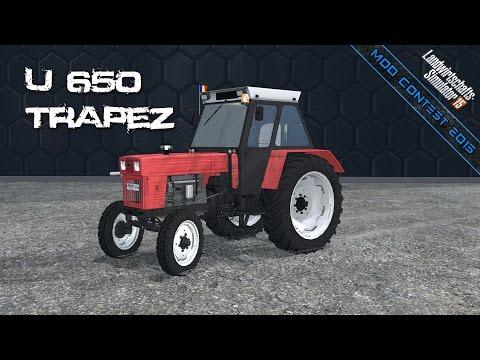 UTB 650 Trapez v1.0