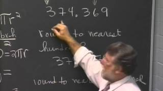 Lecture 19 - Developmental Arithmetic: Math 10