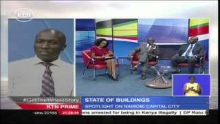 Business Today 4th May 2016 - State Of Buildings In Nairobi