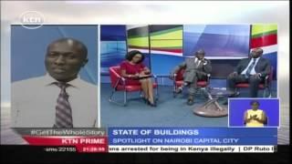 State Of Buildings  In Nairobi