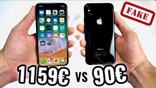 Video 1159€ iPhone X VS 90€ Faux iPhone X ! MP3, 3GP, MP4, WEBM, AVI, FLV Mei 2018
