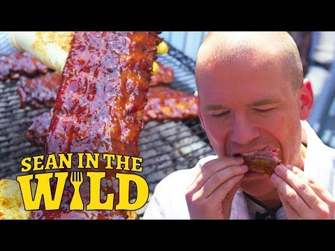 Sean Evans Samples America's Best Barbecue | Sean in the Wild