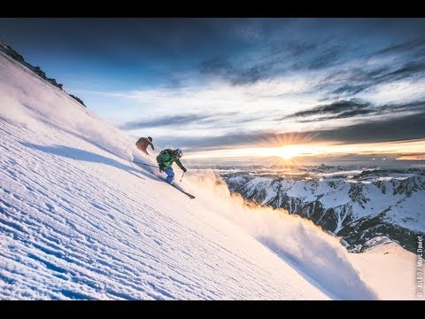 The graduates in Chamonix: a skiing trip with Glen Plake - VOSTVF