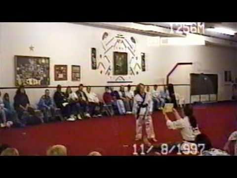 Kick Drugs Out Of America Karate Student Board Breaking Highlights & Bloopers