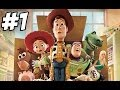 Toy Story 3: The Video Game Walkthrough Part 1 xbox360